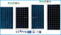 240V solar panel power systems with customized design