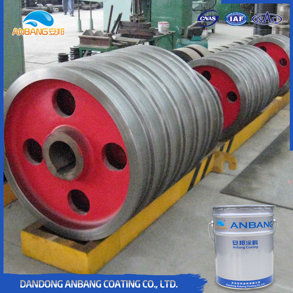 No hazardous material waterborne alkyd amino stoving primer coating