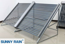 Sunnyrain Horizontal vacuum tube project solar collector