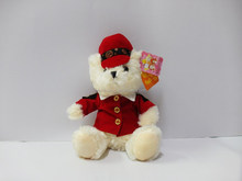 Plush bear stuffed animal doll