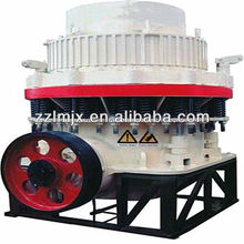 2012 hot sale hydraulic cone crusher with ISO CE SGS approved