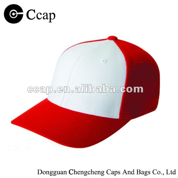 Blank fitted baseball hats caps