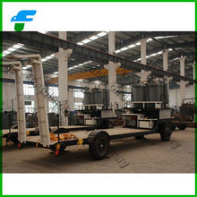 Thermoplastic Road Marking Machine---Trailer/Lifting type Hydraulic Double cylinder Pre-heater