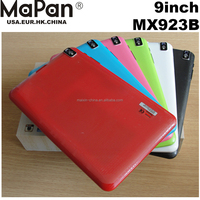 "MaPan 9"" inch android 4.4 super smart tablet pc Quad Core 8GB Wi-Fi android Wholesale tablet"