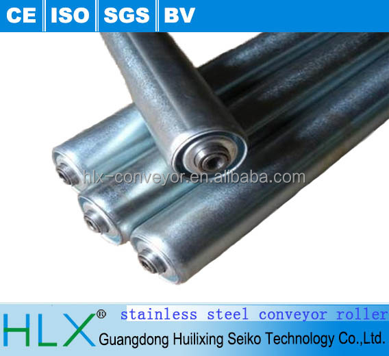 Good price of steel tube conveyor rollers China Factory