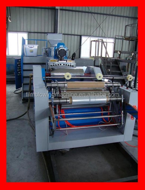 Supply pe cast film extruder