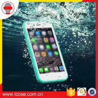 Promotions and fast delivery tpu cheap waterproof phone case/for iphone 7