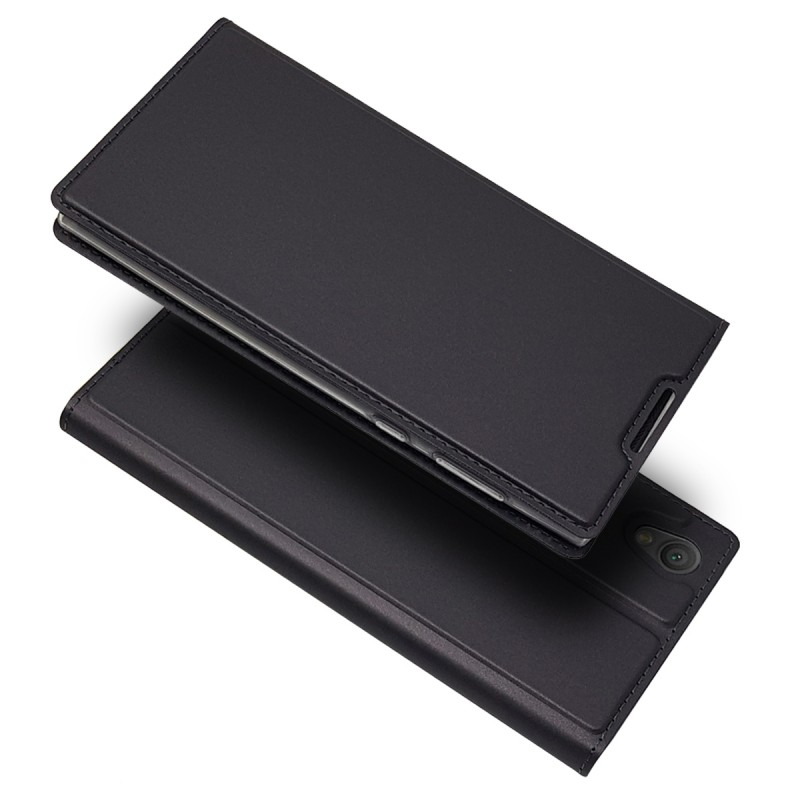High Quality Trending Products Magnetic Book Flip Cover Leather Pouch For Sony Xperia L1 Phone Covers