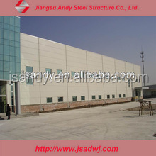 Professional Design Large Span Steel Structure Warehouse