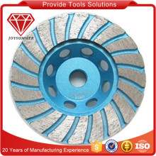 Turbo Stone Concrete Diamond abrasive grinding cup wheels