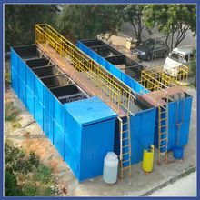 Guangzhou manufacturer MBR electroplating wastewater treatment plant
