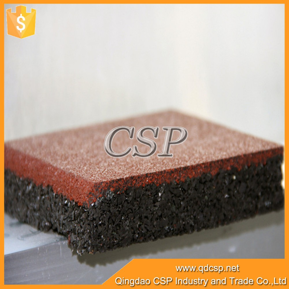 Qingdao CSP safety crossfit fitness rubber matting