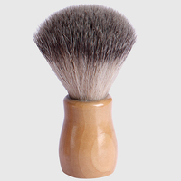 High quality SV-505 synthetic hair wooden handle shaving brush beard brush