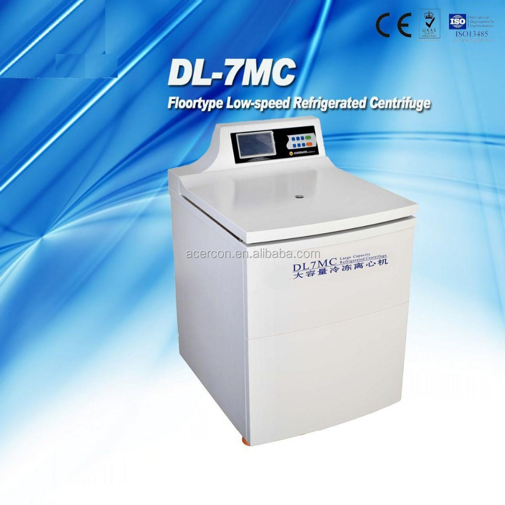 Floor-type Low speed Refrigerated Centrifuge DL-7MC