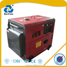 6kw silent DC Welding Machine Generator ,can supply power and welding