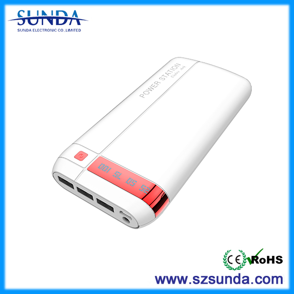 SD-A73 20000 mah power bank colorful 2016 new design power bank 20000mah
