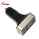 4.8A QC3.0 Quick Charger USB Car Charger 4 Port Adaptive Fast Charger Phone Adapter for Samsung S8 S7 S6 iPhone 8 7 6 Plus