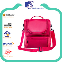 wholesale insulated recycled polypropylene lunch bag for women