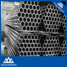 48MM ROUND HOLLOW SECTION GALVANIZED STEEL PIPE/GI TUBE from Tianjin port
