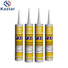 Waterproof glass RTV silicone sealant for fish tank