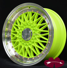 china factory auto parts car alloy wheels 15 inch 4x100