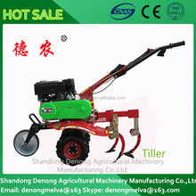 2017 Denong mini cultivator with trident hoe mini sowing machine for greenhouse