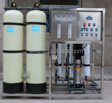 automatice well/tap RO water treatment purification system/plant