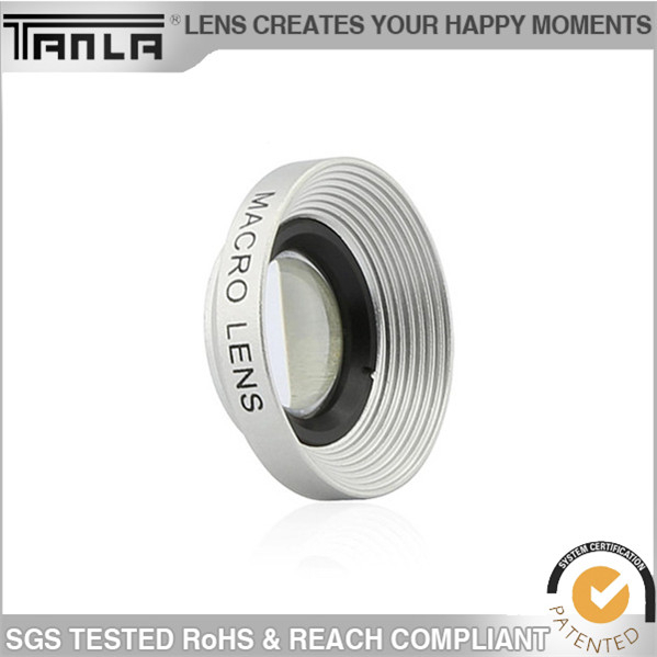 High quality 3 In 1 Universal Mobile Phone Lens for iphoneFish Eye + Macro + Wide Angel Lens
