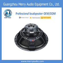 Professional audio of mid bass woofer speaker dual 15 full range rcf speaker