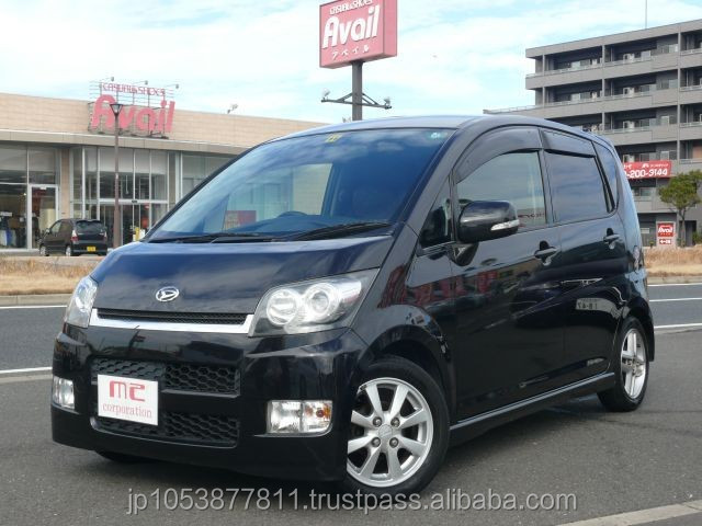 daihatsu move 2007 export japan used car with Good Condition made in Japan