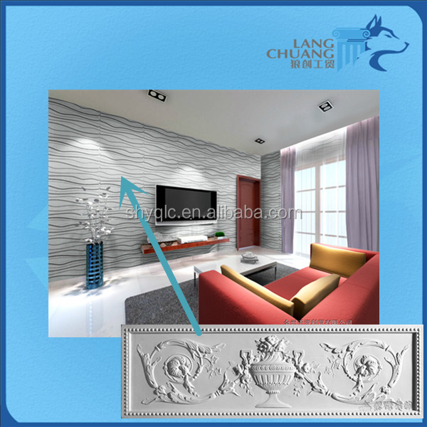 Advanced Restaurant Easy-Clean Smooth Surface Gypsum Wall& Ceiling Panel