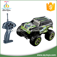 2016 Popular 40MHZ big wheels rc racing car for sale