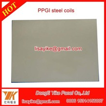 20-275g Colour Coated SUPERIOR QUALITY GALVANIZED STEEL COIL
