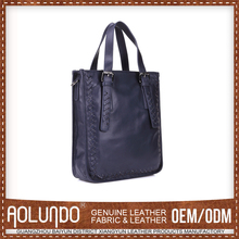 Affordable Price Modern Style Genuine Leather Handbag Mexico
