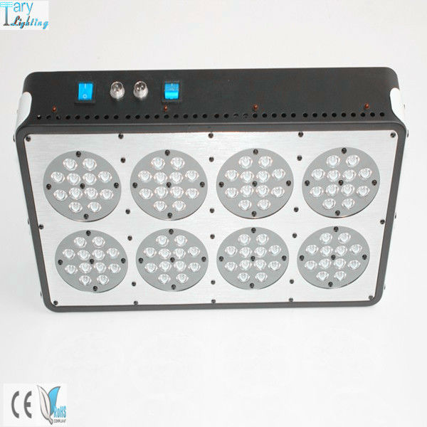full spectrum 360W Apollo 8 LED Aquarium Light for fish hobbyist with CE ROHS