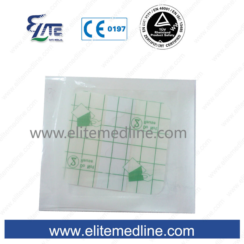 Transparent Film Dressing (S Cutting)