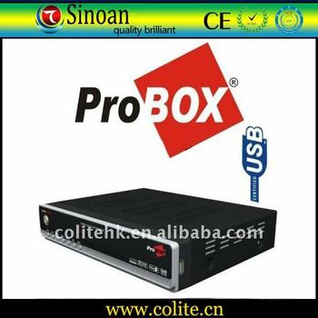 Probox 830, Probox 830 Pro, Probox Satellite Receiver, Probox 830 Digital Receiver
