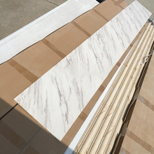 Wholesale price India PVC Marble Sheet foam board composite panel