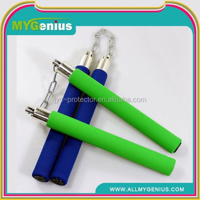 ML0041 sword toy with light sound&flashing nunchakus