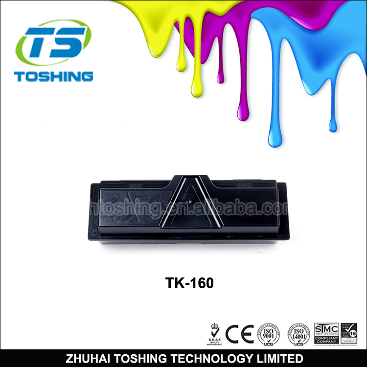 For TK160 TK160 TK-160 laserjet/laser toner cartridge for use in Kyocera FS 1120D