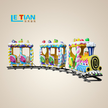 shopping mall kids amusement park rides electric trains for sale