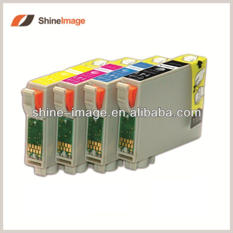 t1411-t1414 for Epson me office 960fwd ink cartridge