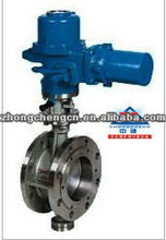 Large size Bi-direction pressure Butterfly Valve