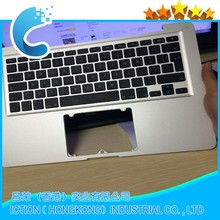 "100% working and 100% tested Wholesale A1278 MB990 MC374 Topcase For MacBook Pro 13"" Unibody upper case UK EU Silver, Grade A+"