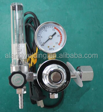 GR120 Electric Heated CO2 Gas Regulator