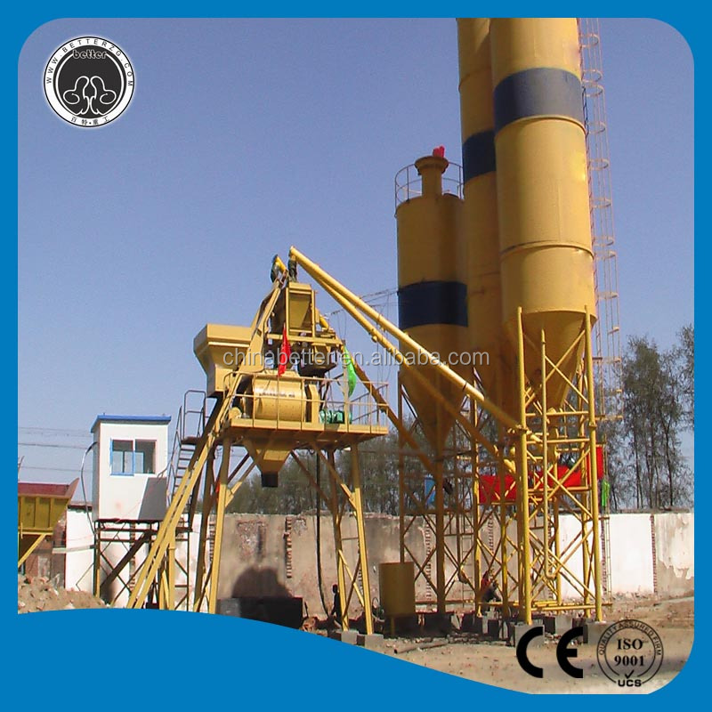 HZS25 greaves concrete batching plant price for mix concrete