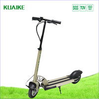 350W 48v new Lithium foldable electric kick scooter with top quality and factory price