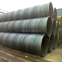 API 5L PSL2 oil transportation ASTM A53 welded spiral carbon steel pipe