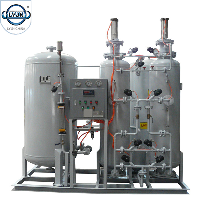 Overseas Service Provided After-Sales Service Provided Nitrogen Generator With Membrane Compressor