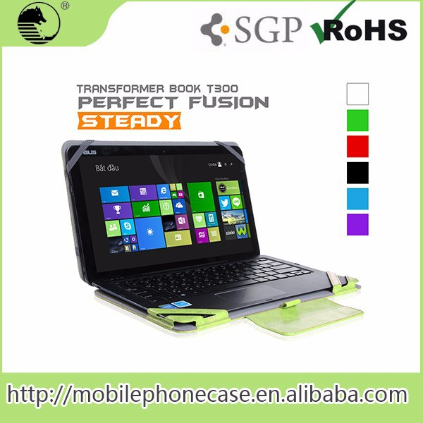China Supplier Custom High Quality Laptop Sleeve For Asus T300 chi 12.5''